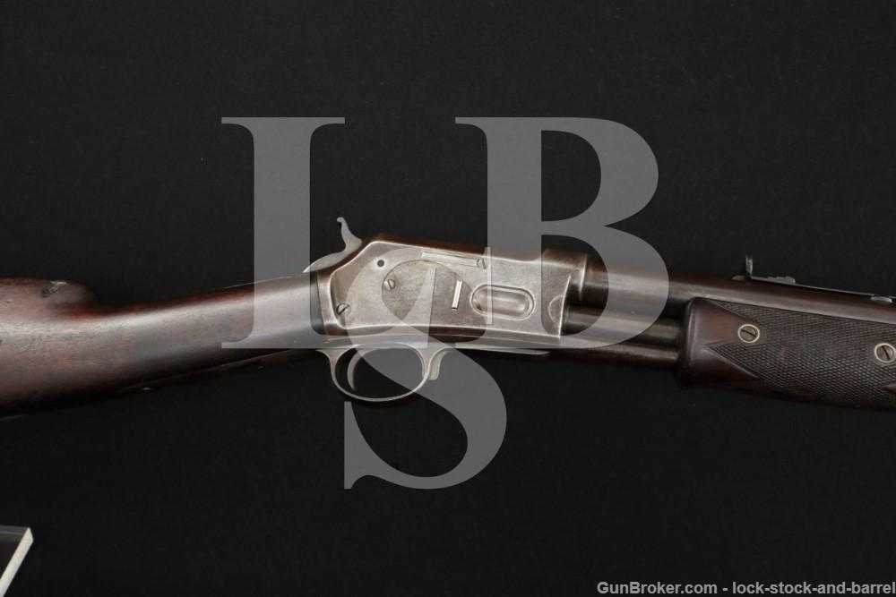 "Colt Lightning Magazine Rifle Medium Frame 26"" Pump Action, 1885 Antique"