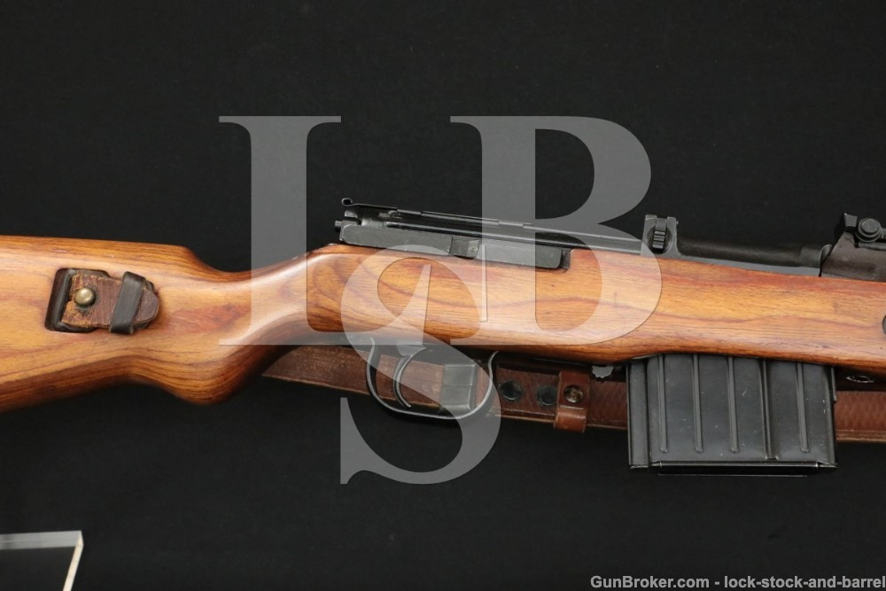 German K43 Karabiner 43 G43 Nazi duv 44 8mm Mauser Semi Auto Rifle C&R
