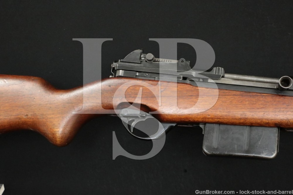 Luxembourg FN-49 Fabrique Nationale FN49 .30-06 Semi Automatic Rifle C&R