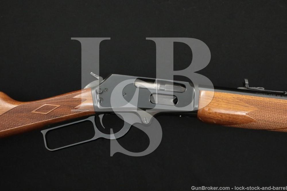 Marlin Firearms Co. 1895M 1895-M .450 Ported 18.25″ JM Lever Rifle MFD 2001