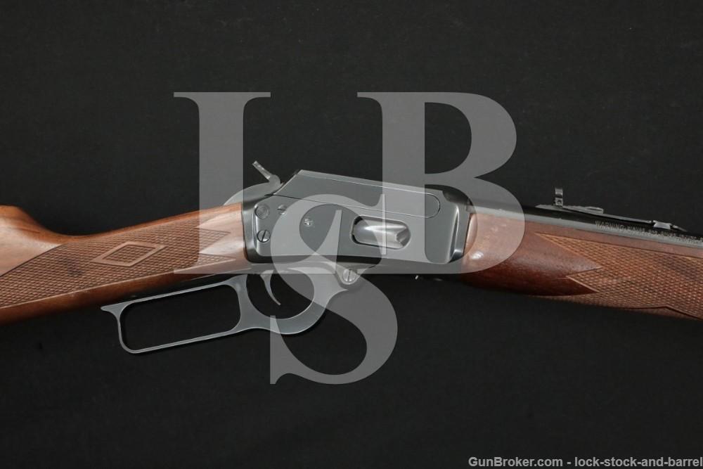 Marlin Firearms Co. Custom 1894S 1894-S .45 ACP 16″ Lever Rifle, MFD 1997
