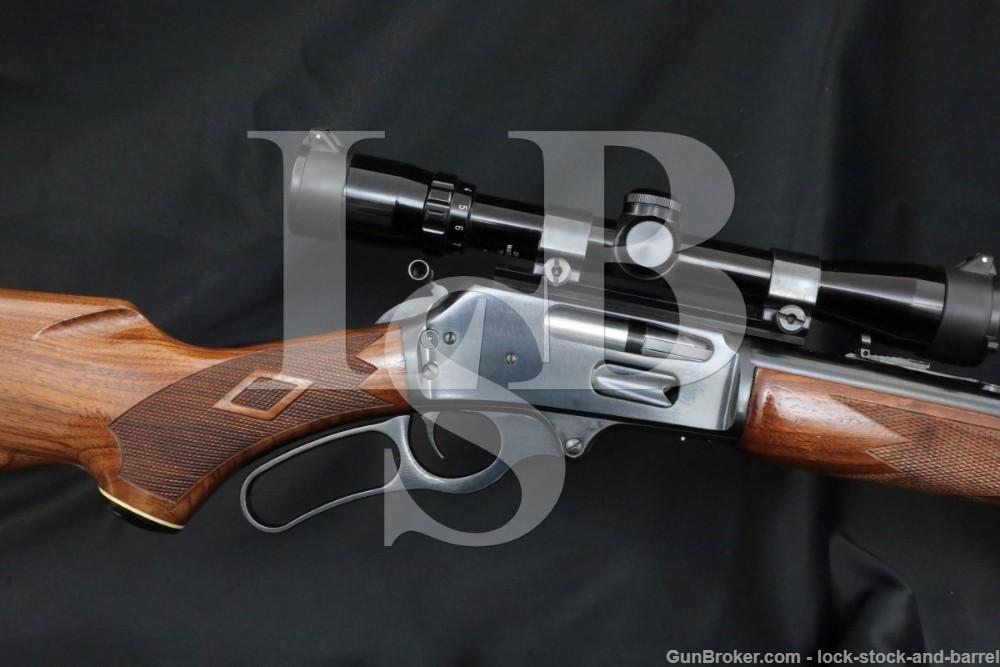 Marlin Firearms Co. Model 336CS 336-CS 30-30 Winchester JM Lever Rifle 1996