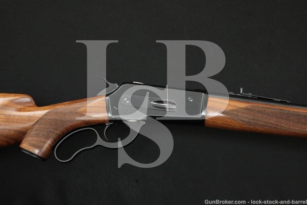 Pedersoli Model 1886/71 Classic .45-70 Govt 24″ Lever Action Rifle MFD 2015