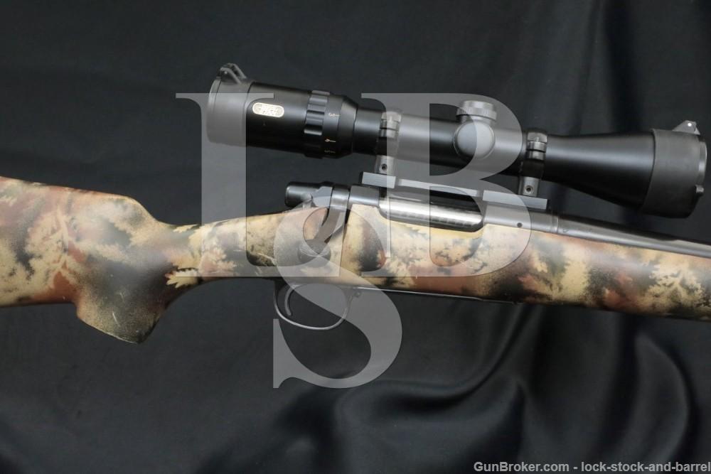 Remington Model Seven Lightweight 7 .308 Win 18 1/2″ Bolt Action Rifle 1990