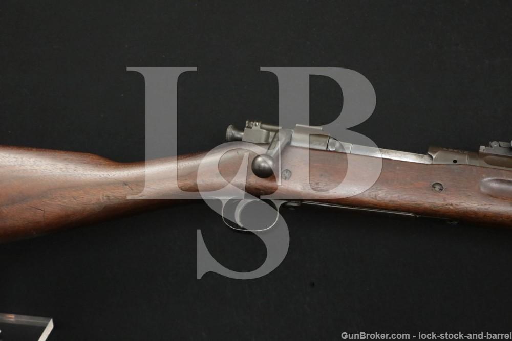 Rock Island Arsenal RIA Model 1903 .30-06 Sprg. Bolt Action Rifle 1918 C&R