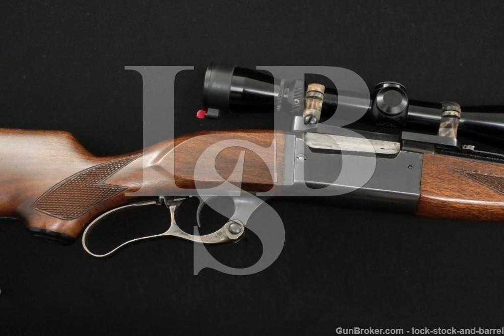 "Savage Arms Model 99 EG 99EG .308 Win 24"" Lever Action Rifle MFD 1959 C&R"