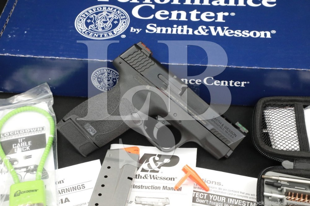 Smith & Wesson S&W M&P .45 ACP MP45 Shield M2.0 PC 12473 Semi-Auto Pistol