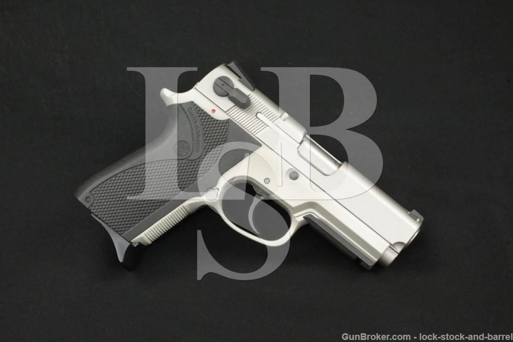 Smith & Wesson S&W Model 4013 TSW .40 S&W 3.5″ Semi-Automatic Pistol