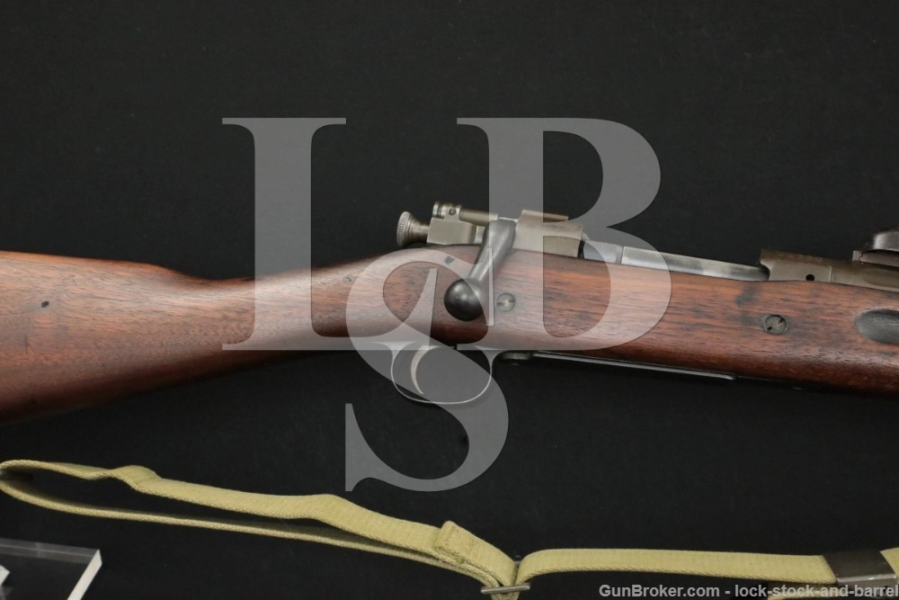 Springfield Armory Model 1903 .30-06 WWII Bolt Action Rifle MFD 1918 C&R