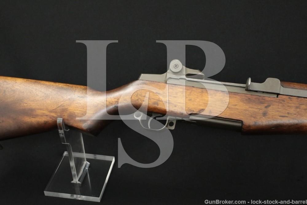 Springfield M1 Garand .30-06 Semi Automatic Rifle MFD 1944 C&R