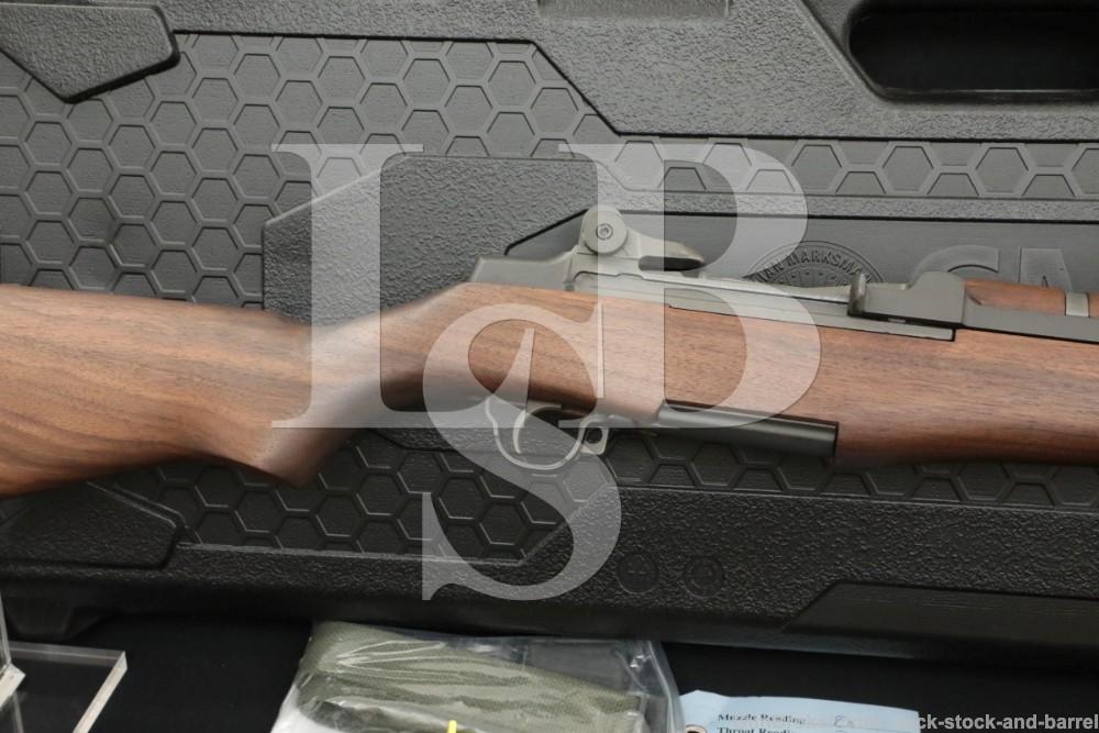 Springfield M1 Garand .308 Conversion CMP Hard Case Semi Auto Rifle