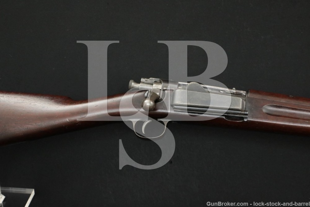 Springfield Model 1896 Krag .30-40 Bolt Action Rifle 1897 Antique No FFL