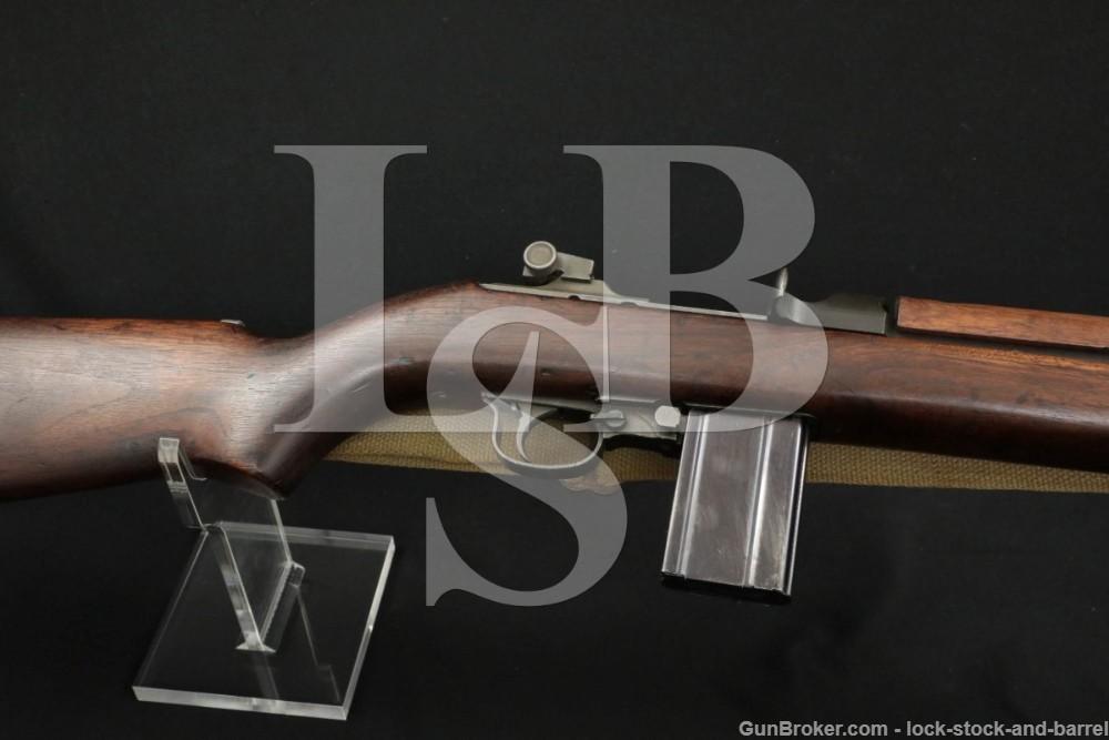Standard Products M1 Carbine .30 Semi Automatic Rifle MFD 1943 C&R