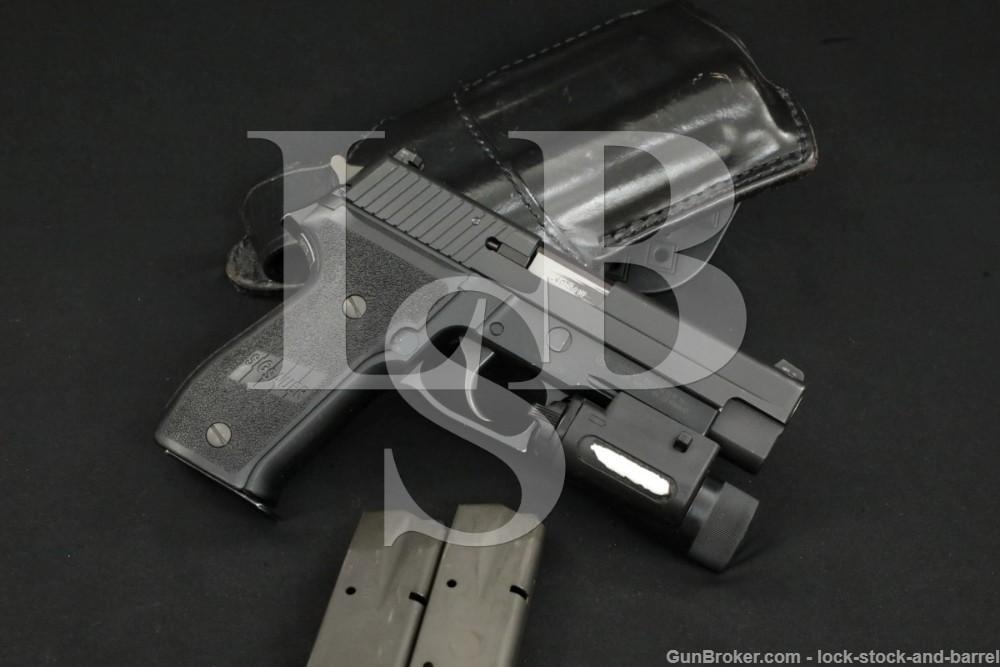 Ventura County Sheriffs Sig Sauer Model P226 .40 S&W 4.4″ Semi-Auto Pistol