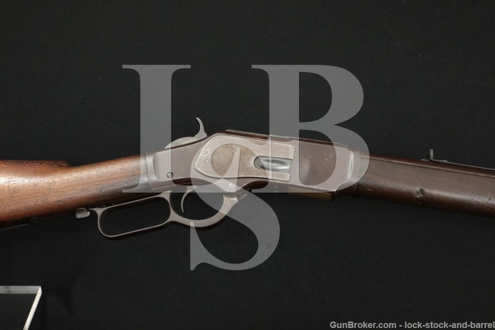 Winchester 3rd Model 1873 '73 .32-20 WCF Lever Action Rifle, 1887 Antique