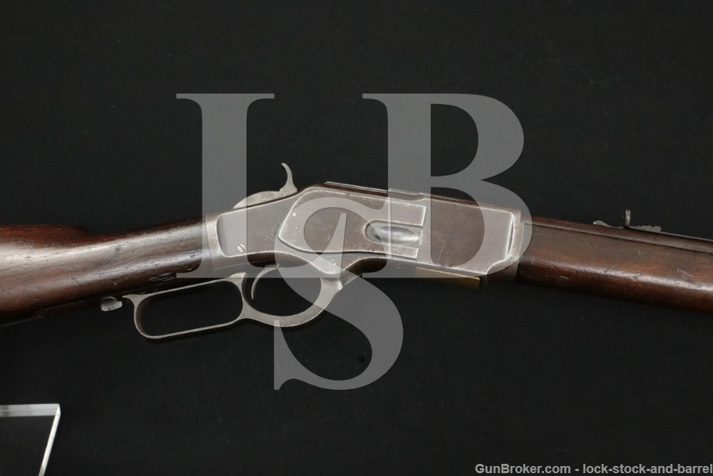 Winchester 3rd Model 1873 '73 .44-40 WCF Lever Action Rifle, 1888 Antique