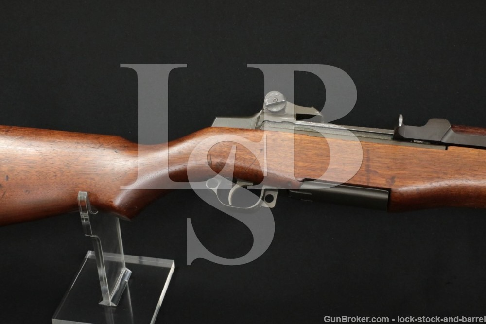 Winchester M1 Garand .30-06 Semi Automatic Rifle MFD 1943 C&R