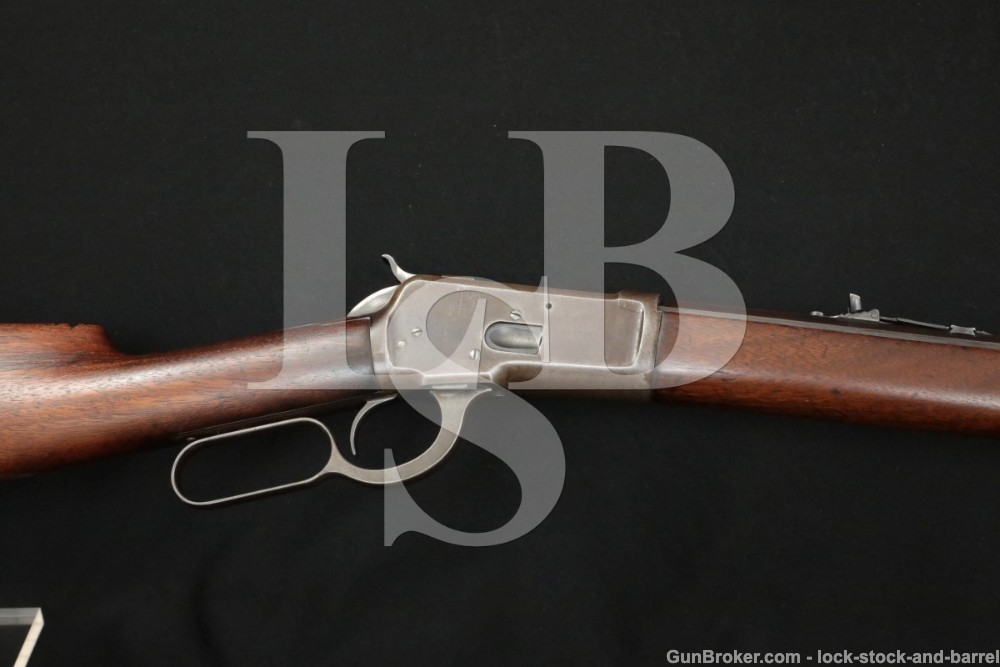Winchester Model 1892 24″ Octagonal .38-40 WCF Lever Action Rifle, 1900 C&R
