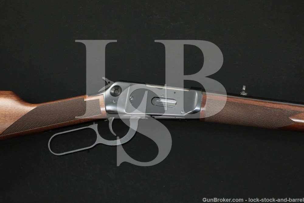 Winchester Model 94AE 20″ .444 Marlin Lever Action Rifle, MFD 1992-1997