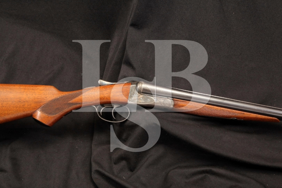 A. H. Fox A Grade 20 Ga. Gauge Side by Side SXS Boxlock Shotgun - MFD 1926 C&R OK