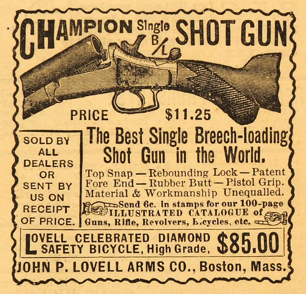 The Top Break Single Shot Shotgun - TOP BREAKING NEWS -