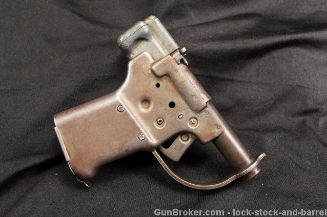 Another REAL General Motors Guide Lamp Division Liberator Original WWII FP-45 Liberator Pistol 45 ACP