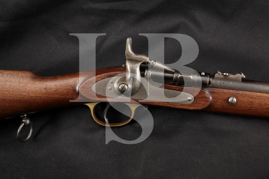 British Enfield Mk  III Snider Cavalry Carbine, Blue 19 1/4
