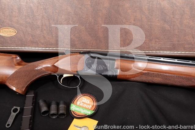 "Browning Citori 3"" Grade I Hunting, 12 Gauge 28"" Vent Rib & Choked Over Under O/U Shotgun & Case"