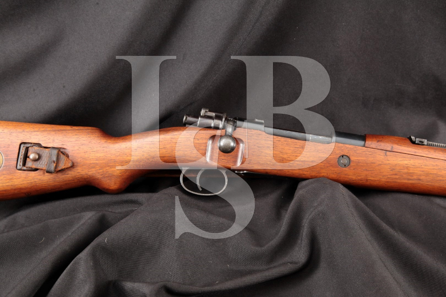 CZ-Brno German G33-40 Rare Nazi Mountain Carbine, Import-Marked, Blue 19.25 INCH Mountain Carbine Bolt Action Rife, MFD 1940 C&R