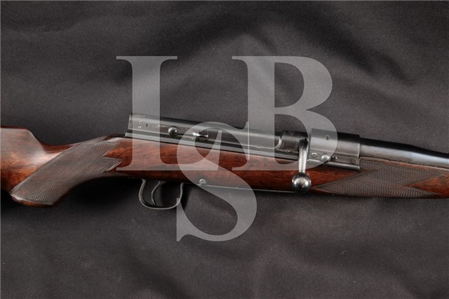 Cogswell & Harrison Certus Safari Rifle .450/400 Nitro Express Bond St London Bolt Action C&R OK