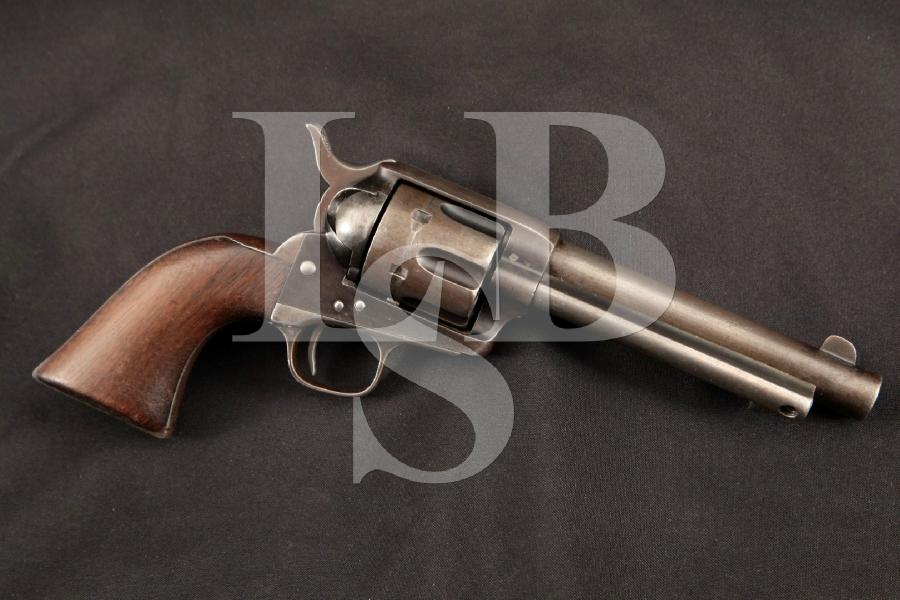 Colt Artillery Model 1873 S A A  SAA 1st Generation