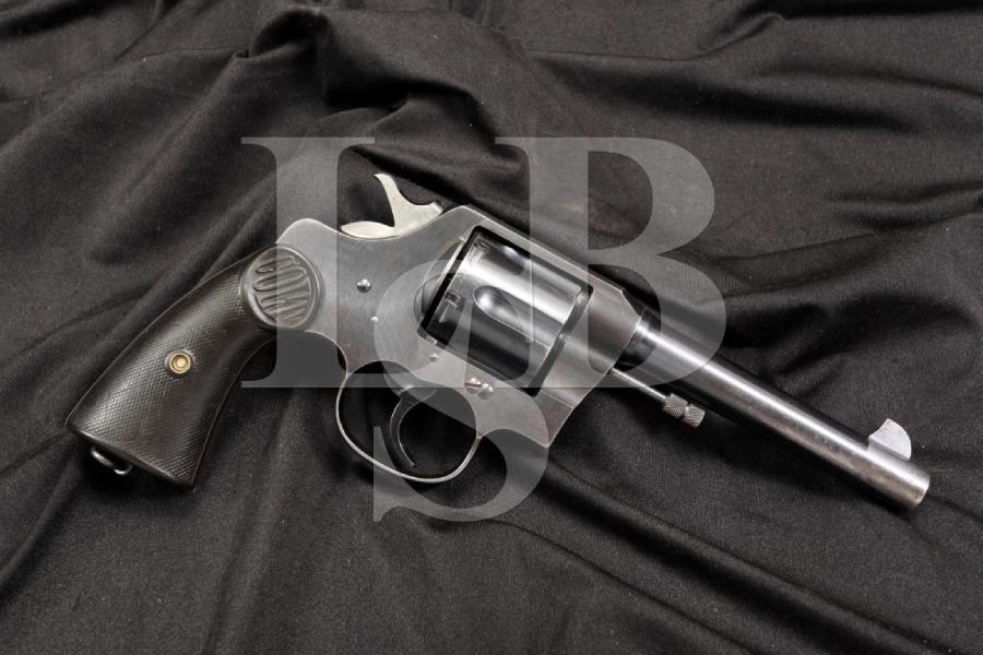 Colt New Service Model 1917 -- .45 Auto Rim Double Action Revolver - WWI C&R OK
