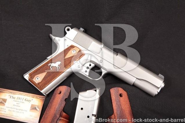 Colt Series '80 King's Custom Government Model .45