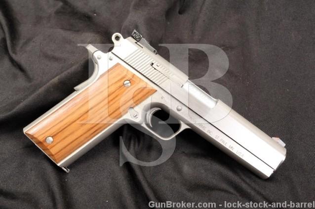 Coonan Classic Model B  357 Magnum Semi Automatic Pistol