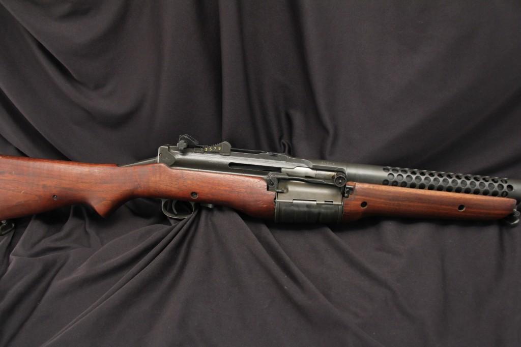 Cranston Arms U.S. Model 1941 Johnson Automatics Rare .30-06 SPRG Semi Auto Rifle – WWII