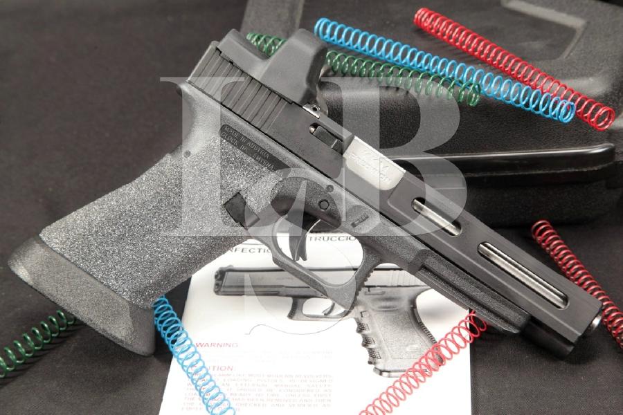 Custom Zev / Glockworx Glock Model G35 / KKM Precision