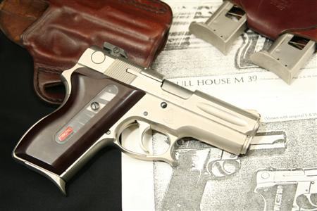 Devel Corporation Modified Smith & Wesson S&W 39-2  Full House