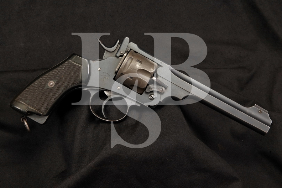 Enfield Webley Mark VI .455 -- Uncut Double Action by Royal Small Arms - C&R OK