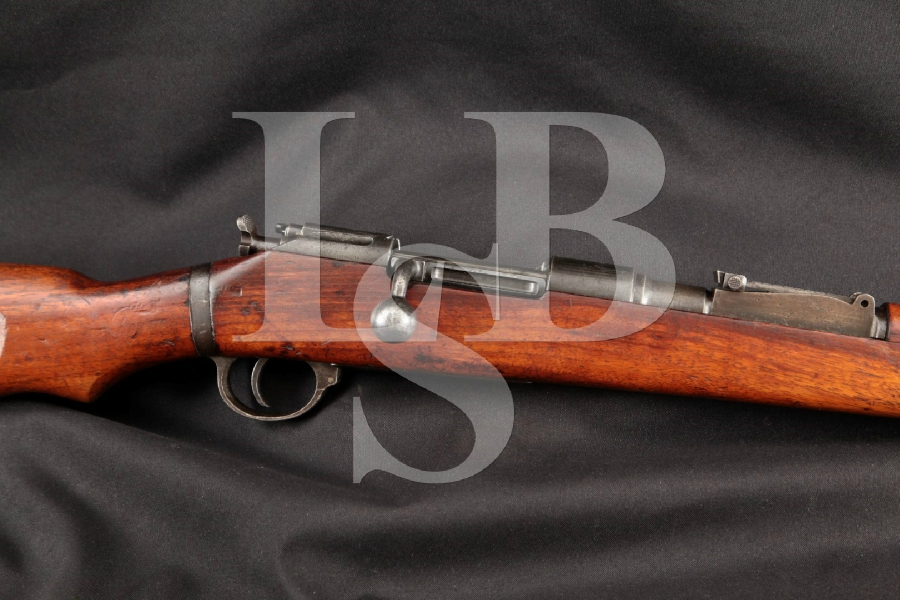 "FEG Nazi Mannlicher G98/40, Matching Gew.98/40, Non-Import, Blue 23 ¾"" Military Bolt Action Rifle, MFD 1943 C&R"