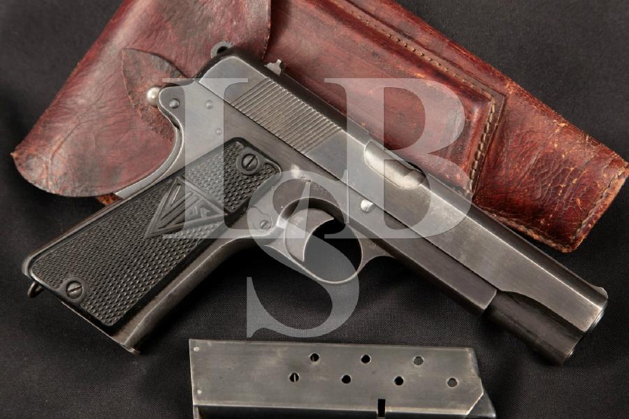 Fabryka Broni FB Radom Model Vis 35 2nd Variation, Nazi Marked