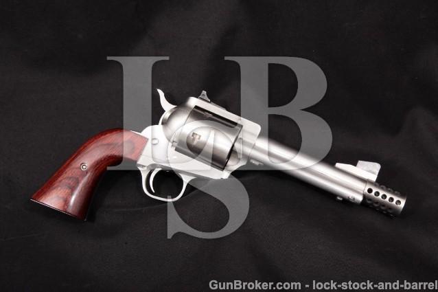 Freedom Arms Model 83 .475 Linebaugh 6″ Revovler