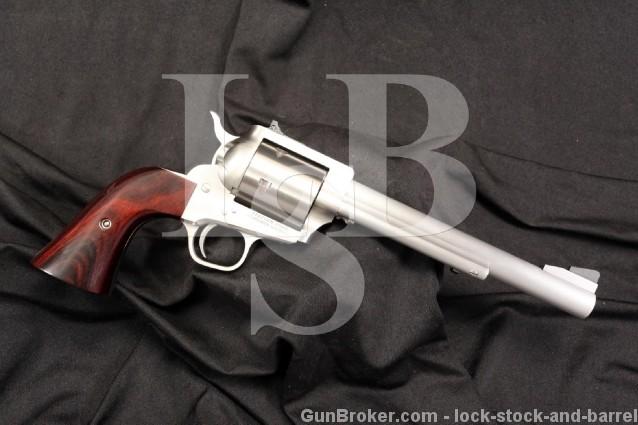 "Freedom Arms Model 83 Premier Grade 353 CASULL .357 Magnum Single Action SA 7 ½"" Revolver"
