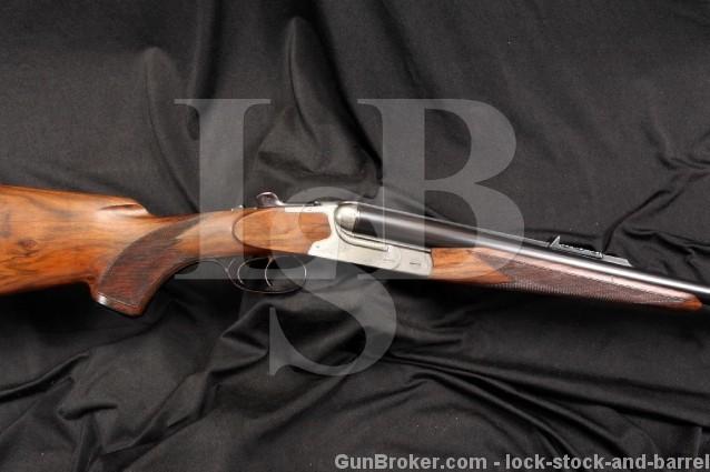 Friedrich Wilhelm Heym Model 88B Safari .470 NE Nitro Express Double Rifle Imported by Paul Jaeger