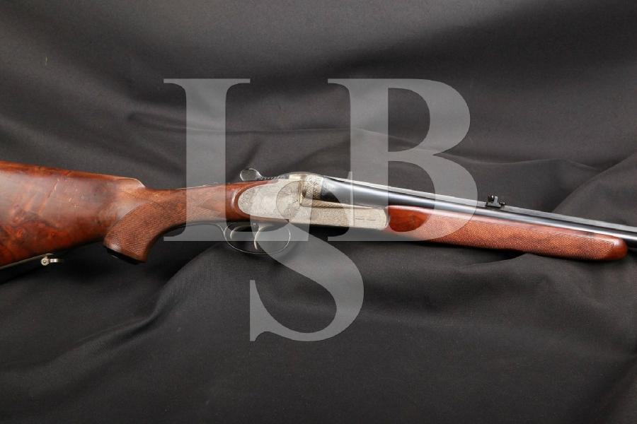 Genossenschaft der Buchsenmachermeister, Ferlach, Austria – Big Game Safari 9.3x74R Double Rifle MFD 1967