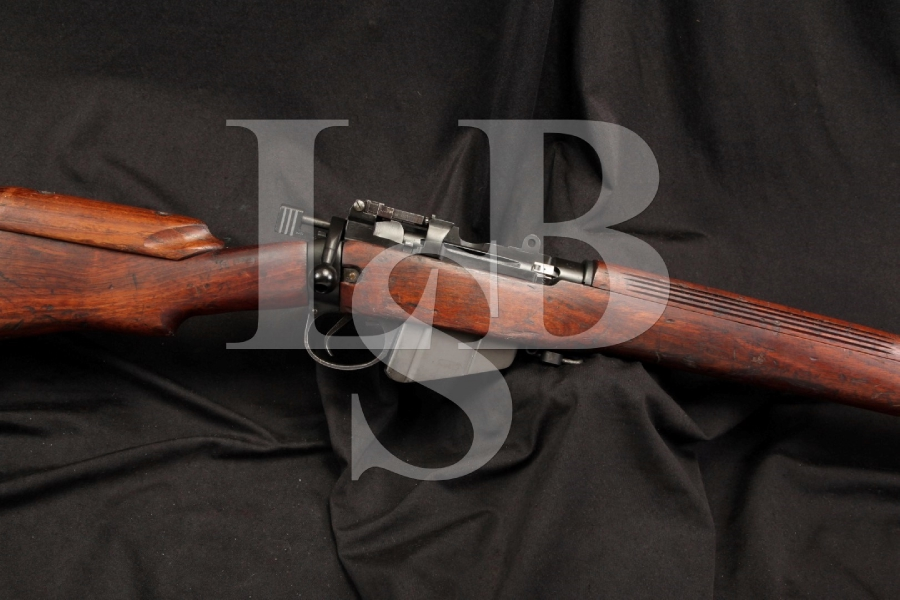 Holland & Holland Enfield BSA — No4 MkI T .303 British Bolt Action Sniper Rifle