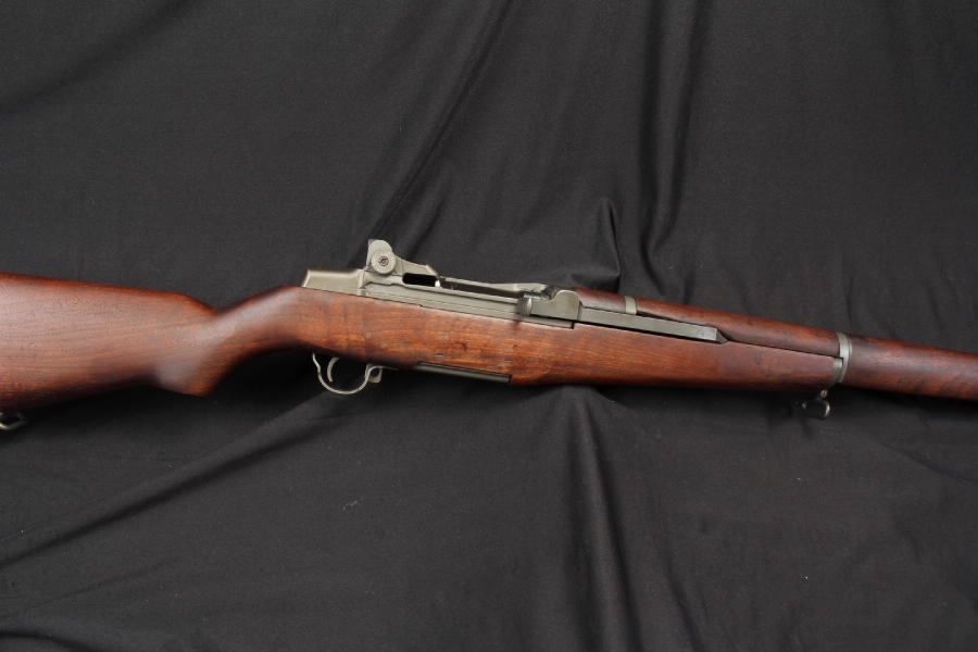 U.S. International Harvester M1 Garand .30-06 SPRG Semi-Auto Rifle – C&R OK
