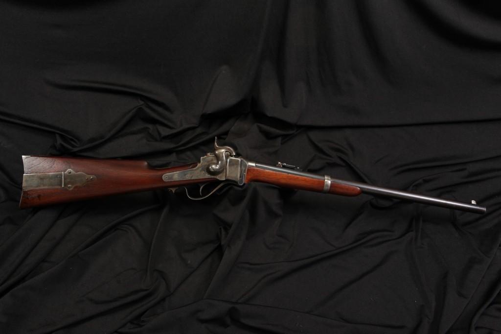 U.S. Sharps Model 1859 .52 Caliber Percussion (Paper Cartridge) Civil War Carbine
