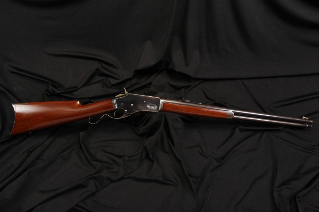 Mint 1880's Whitney Kennedy .44-40 WCF Lever Action Rifle
