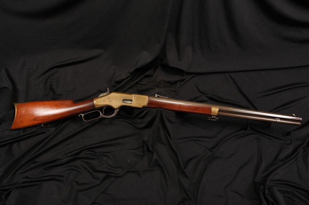 Winchester Model 1866 .44-40 WCF 24″ Octagonal Lever Action Rifle