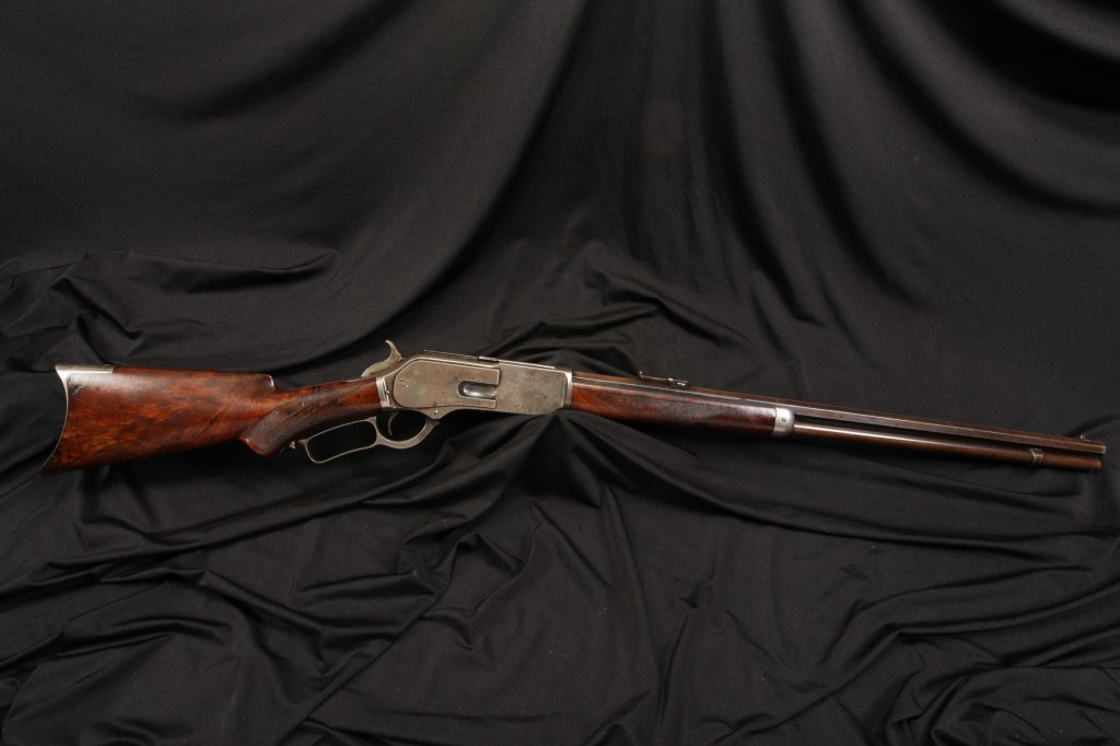 Winchester Model 1876 Deluxe .45-60 WCF Lever Action Rifle